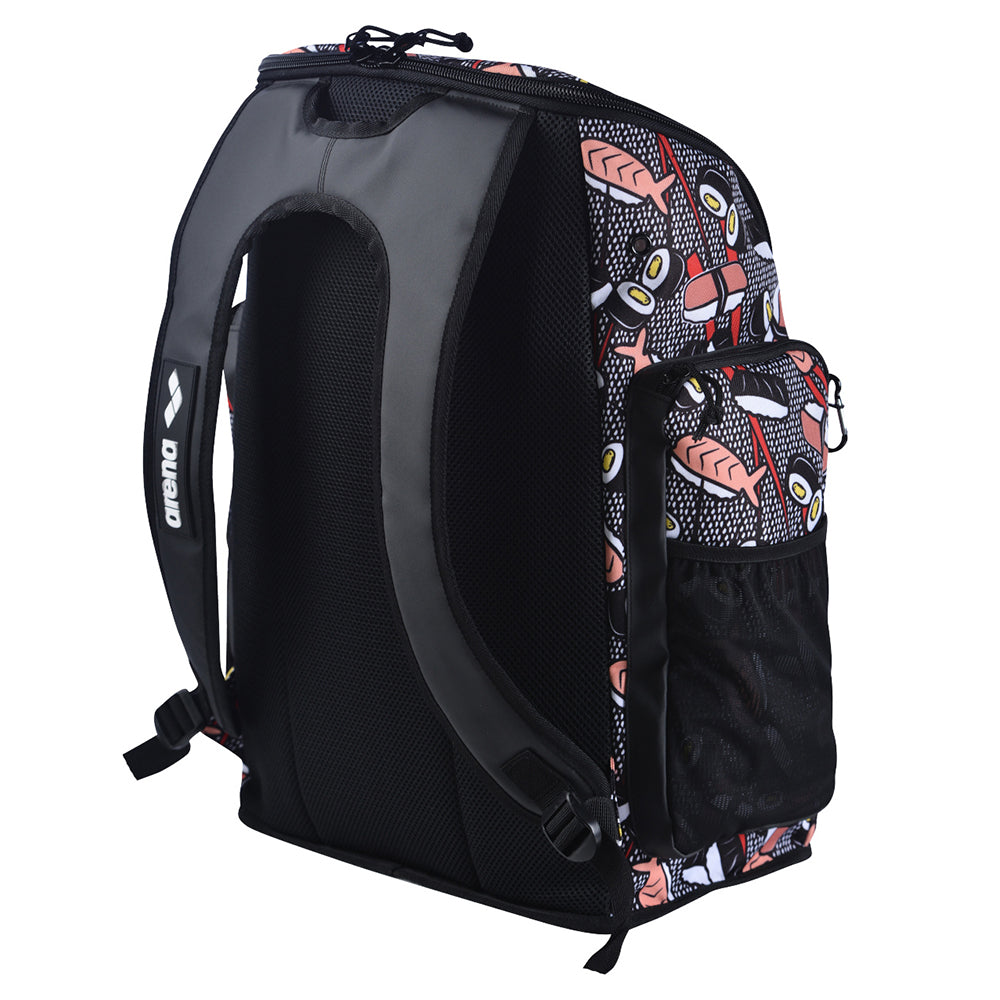 ARENA TEAM BACKPACK 45 ALLOVER 002437
