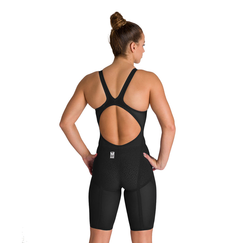 ARENA Woman Open Back Competition CARBON GLIDE 003663