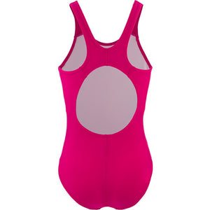 SPEEDO Girl One Piece PLASTISOL PLACEMENT MUSCLEBACK 08324