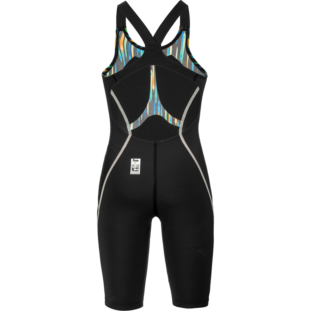 Speedo Girl Open Back FASTSKIN LZR RACER X 10627