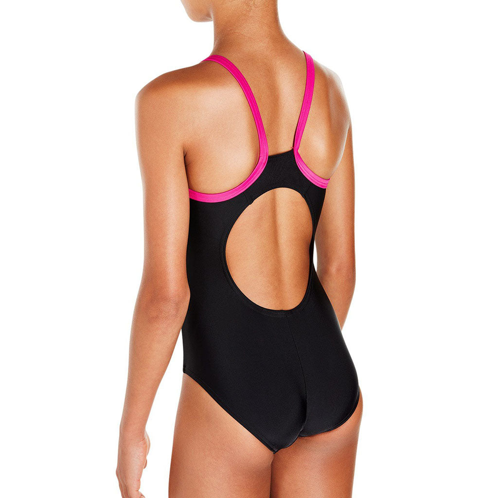 SPEEDO Girl One Piece GALA LOGO THINSTRAP MUSCLEBACK 11343