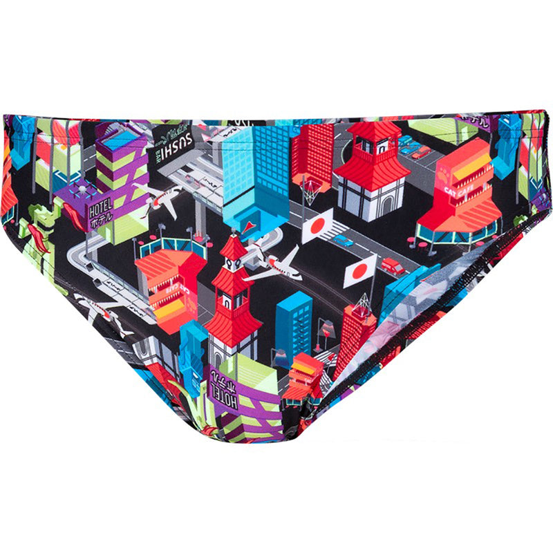 SPEEDO Man Brief ESSENTIALS ENDURANCE ALLOVER 5cm 13073