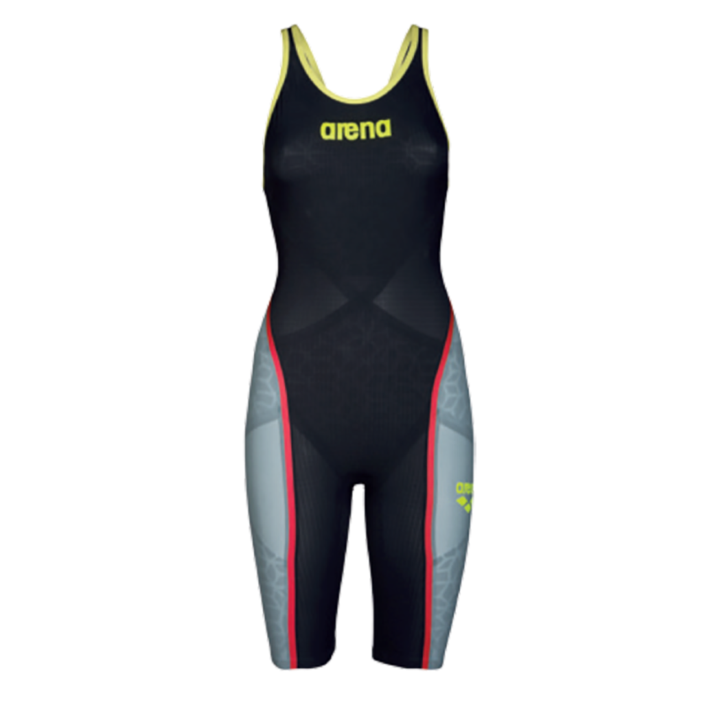 ARENA Woman Open Back Competition POWERSKIN CARBON ULTRA 2A312