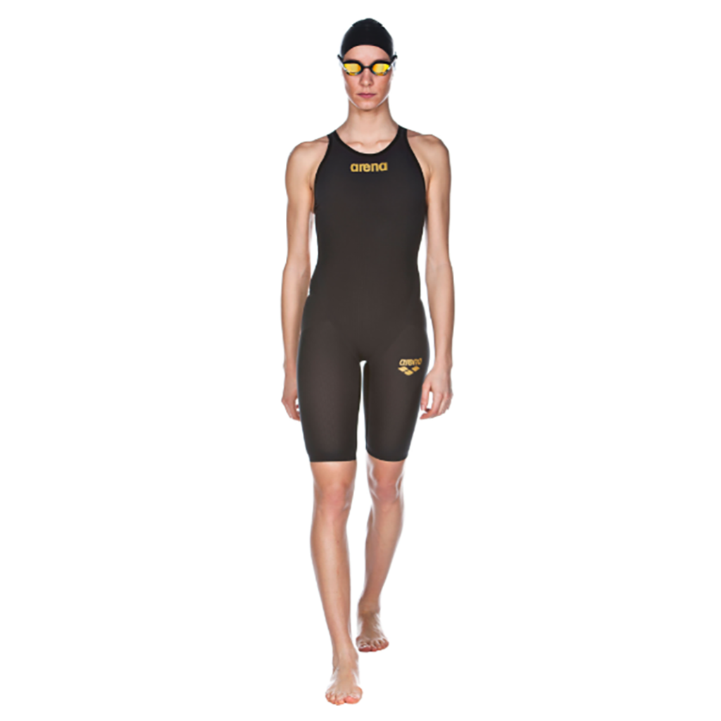 ARENA Woman Close Back Competition POWERSKIN CARBON FLEX VX 2A585