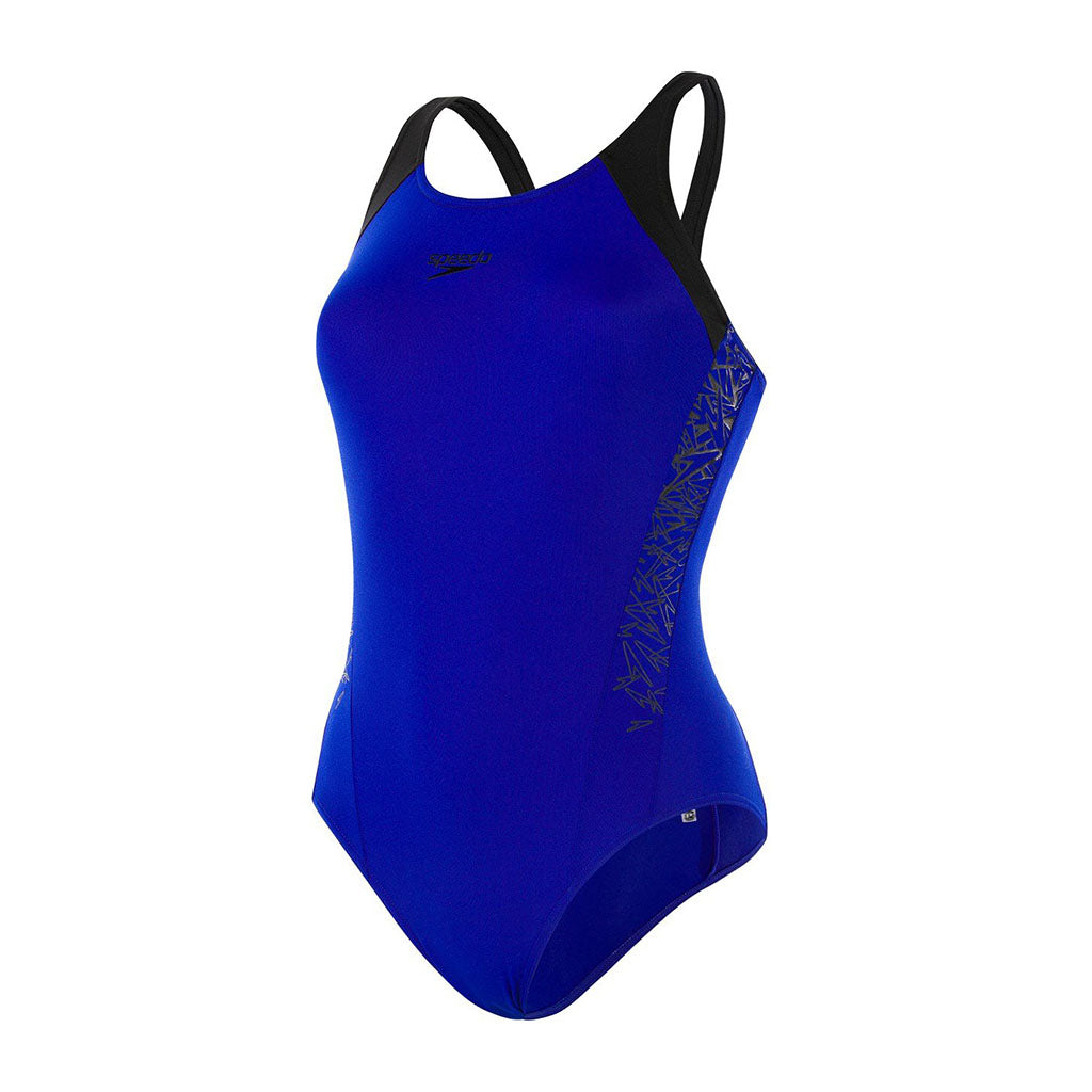 SPEEDO Woman One Piece BOOM SPLICE MUSCLEBACK 10821