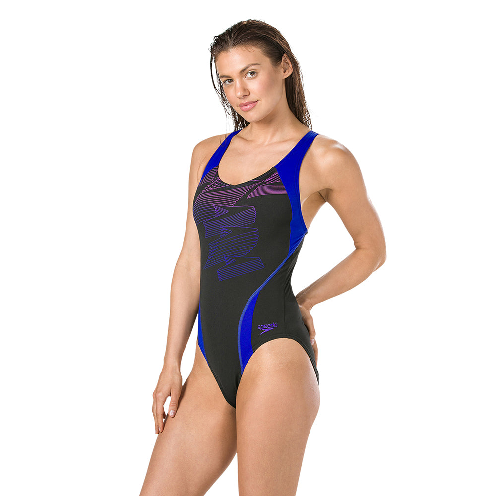 SPEEDO Woman One Piece BOOM PLACEMENT RACERBACK 11690