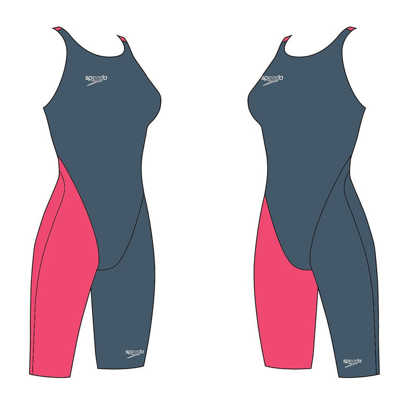 SPEEDO Woman Open Back Competition LZR RACER ELITE2 09170