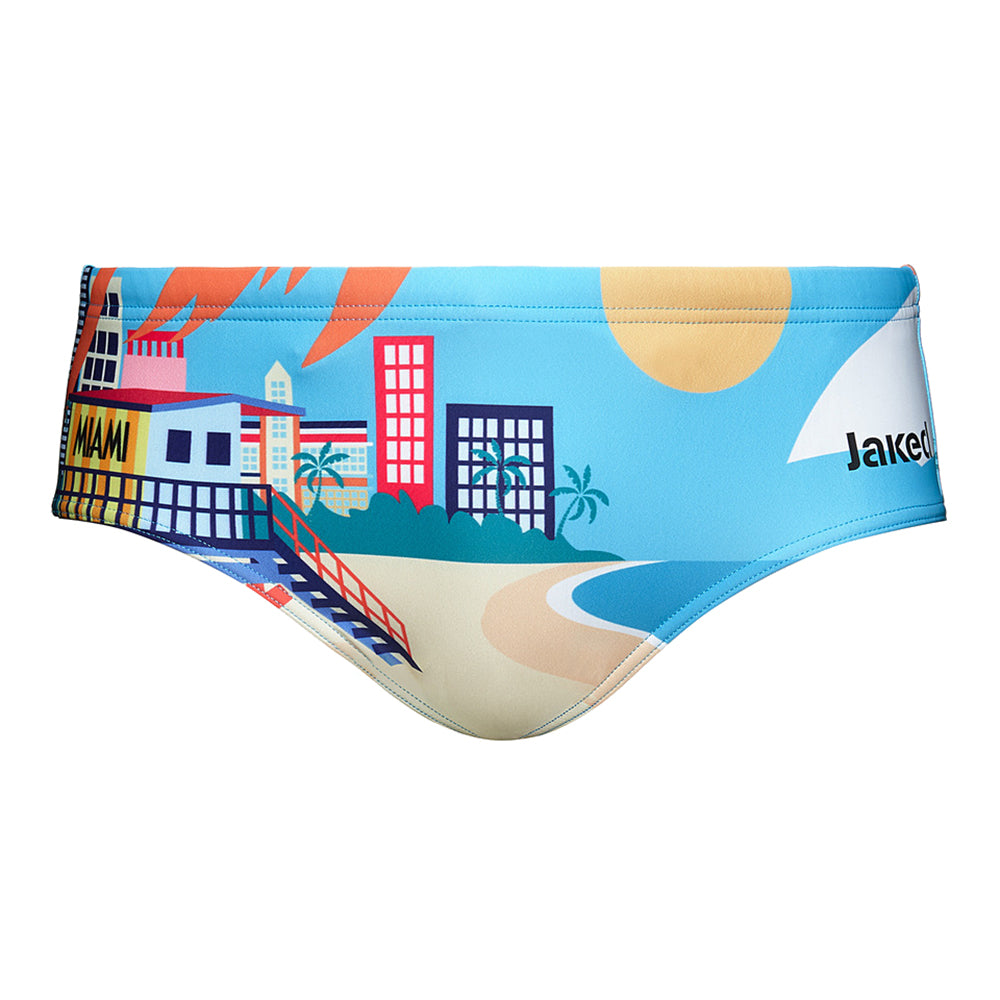 JAKED Man American Brief MIAMI JCABU 12002