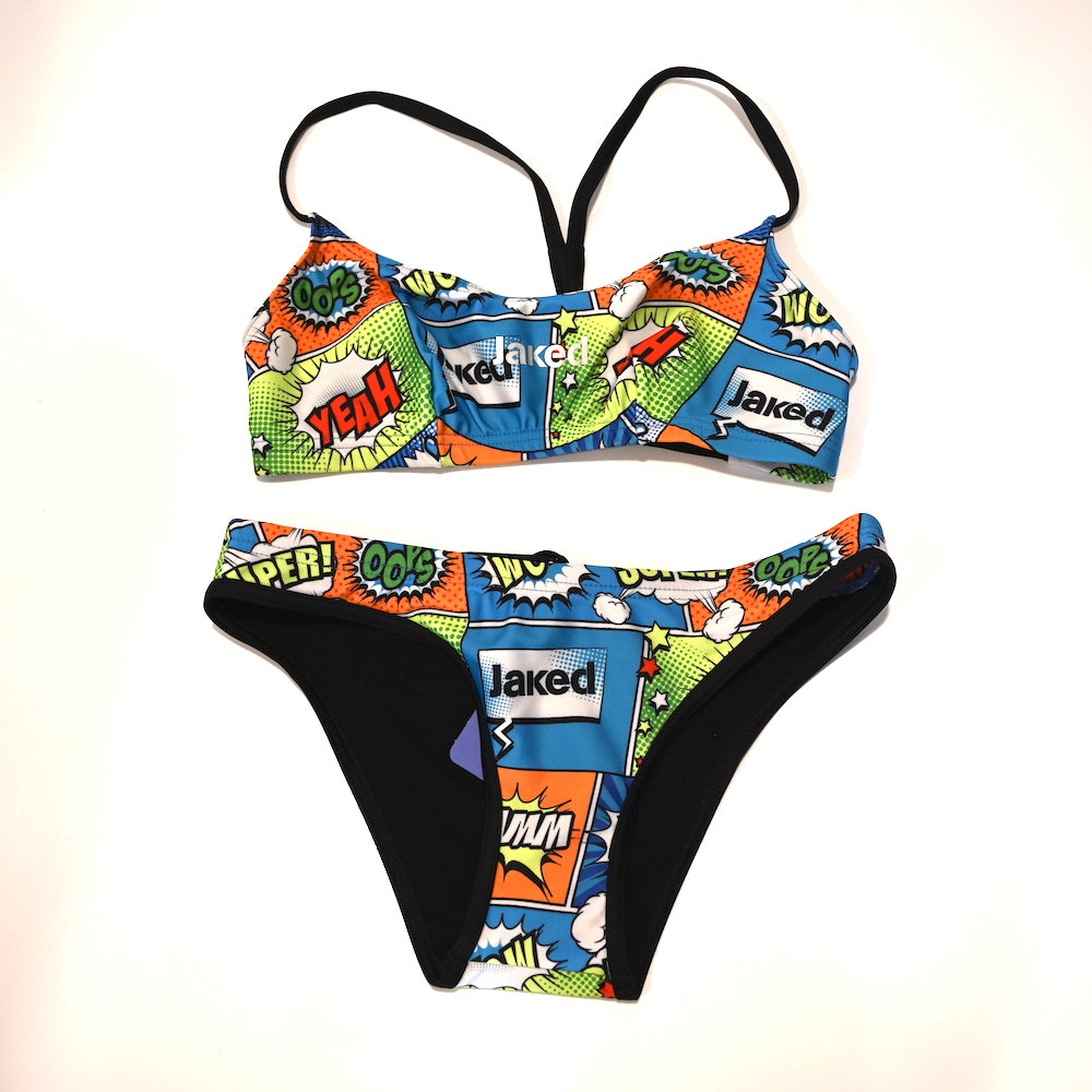 Jaked Woman Bikini CARTOON TECH JCTBD13002