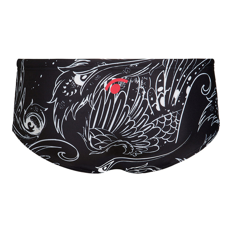 JAKED Man Trunk BLACK SWAN JCTKU11002
