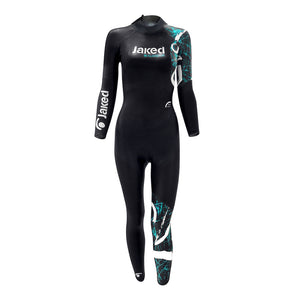 Jaked Women's Full Body Wetsuit ONE-THICKNESS JCWSD99001