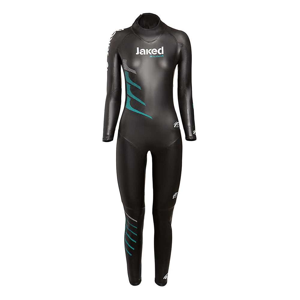 Jaked Women's Full Body Wetsuit CHALLENGER MULTI-THICKNESS JCWSD99003
