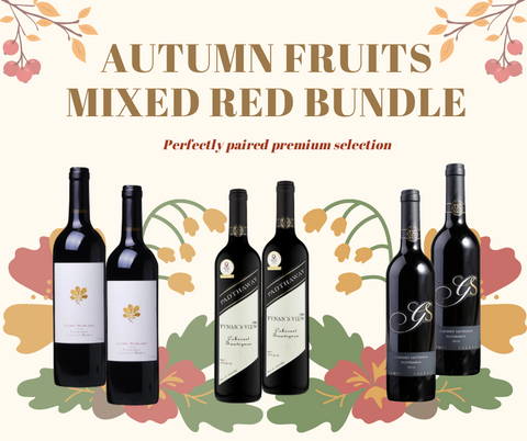 Autumn Fruits Mixed Red Bundle