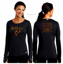Load image into Gallery viewer, LADIES BE LED LONG SLEEVE TEE
