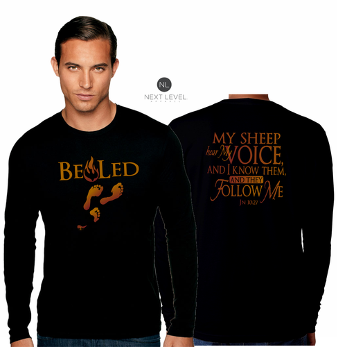 ADULT BE LED LONG SLEEVE TEE