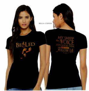 LADIES BE LED TEE