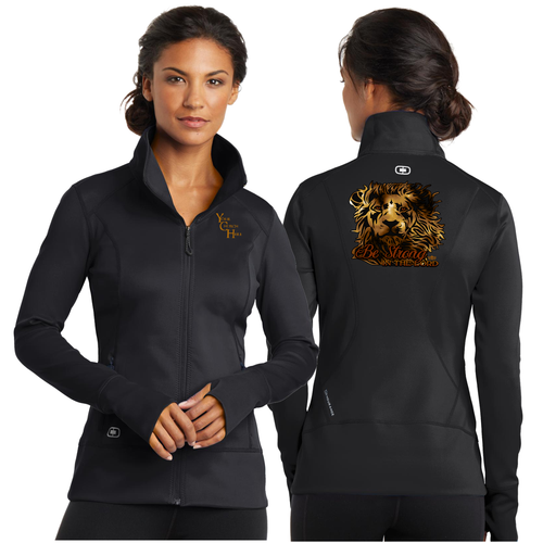 LADIES BE STRONG OGIO FULCRUM JACKET