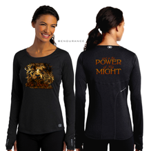 Load image into Gallery viewer, LADIES BE STRONG LONG SLEEVE TEE