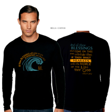 Load image into Gallery viewer, ADULT The BLESSING LONG SLEEVE TEE