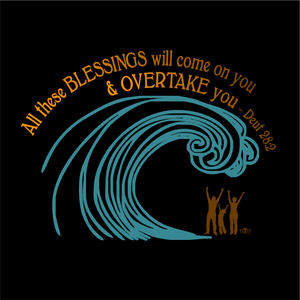 LADIES The BLESSING TEE