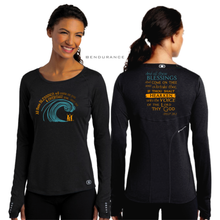 Load image into Gallery viewer, LADIES The BLESSING OGIO LONG SLEEVE TEE