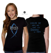 Load image into Gallery viewer, KIDS FISHER OF MEN TEE