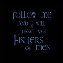 Load image into Gallery viewer, MENS FISHER of MEN TEE