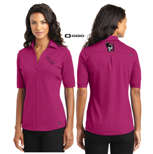 LADIES GIANTSLAYER OGIO METRO POLO