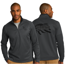 Load image into Gallery viewer, ADULT IN GOD WE TRUST 1/4 ZIP PULLOVER