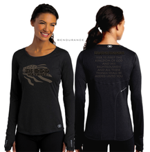 Load image into Gallery viewer, LADIES IN GOD WE TRUST OGIO LONG SLEEVE TEE