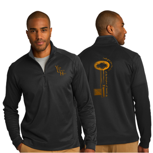 ADULT KEYS TO the KINGDOM 1/4 ZIP PULLOVER