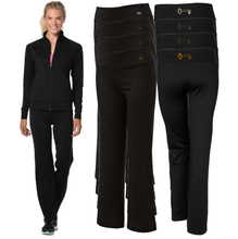 Load image into Gallery viewer, LADIES KEYS TO the KINGDOM SPORT-TEK FITNESS PANT