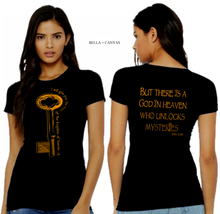 Load image into Gallery viewer, LADIES KEYS TO the KINGDOM TEE