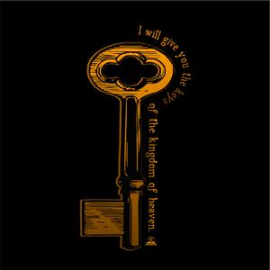 LADIES KEYS TO the KINGDOM TEE