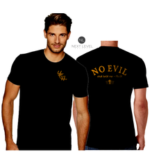 Load image into Gallery viewer, MENS NO EVIL TEE