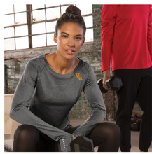 Load image into Gallery viewer, LADIES NO EVIL OGIO LONG SLEEVE TEE
