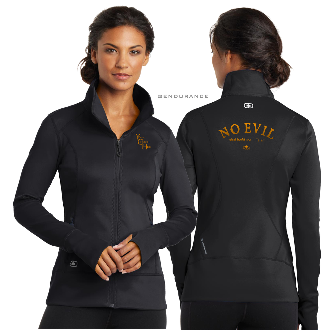 LADIES NO EVIL OGIO FULCRUM JACKET