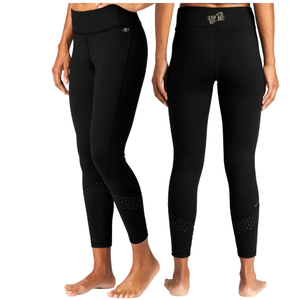 LADIES BLESSED OGIO LASER TECH LEGGING PANT