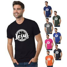 Load image into Gallery viewer, KIDS & ADULT CAMP JESUS TEE
