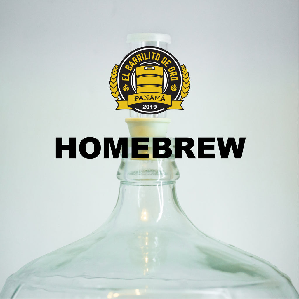 HOMEBREW (Tres Inscripciones)