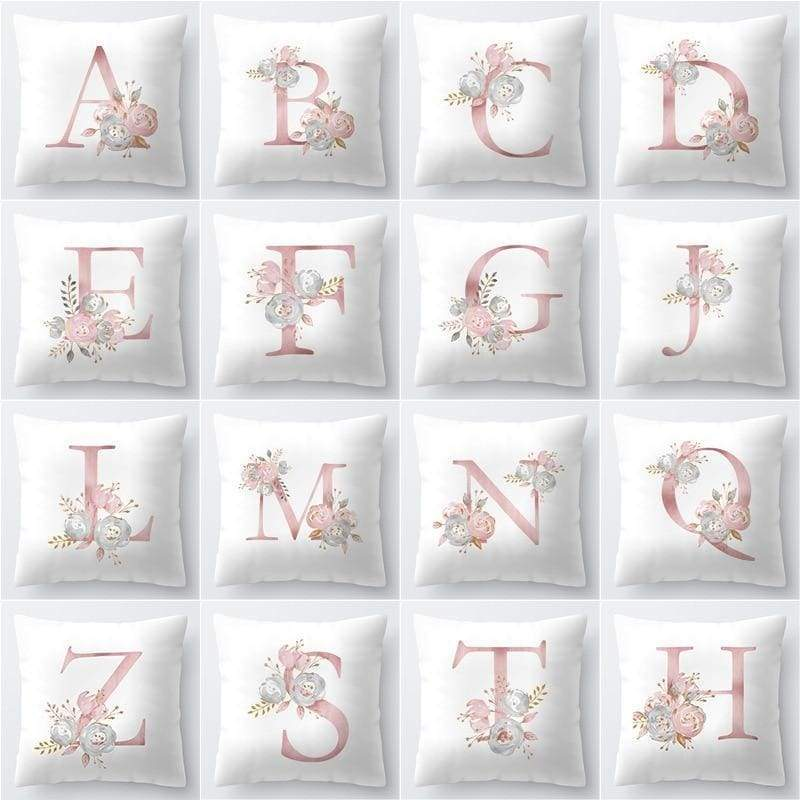 Blu's Baby Boutique Alphabet Cushion Covers Children Store Toddler Newborn Child Infant Baby Kids Online Store