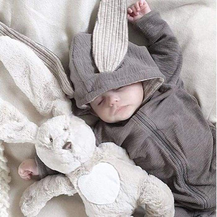 Blu's Baby Boutique Baby Onesie Romper - Easter Bunny Children Store Toddler Newborn Child Infant Baby Kids Online Store