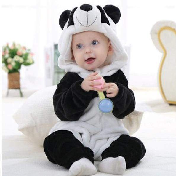 Blu's Baby Boutique Baby Onesie Romper - Panda Children Store Toddler Newborn Child Infant Baby Kids Online Store