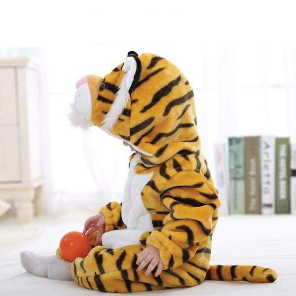 Blu's Baby Boutique Baby Onesie Romper - Tiger Children Store Toddler Newborn Child Infant Baby Kids Online Store