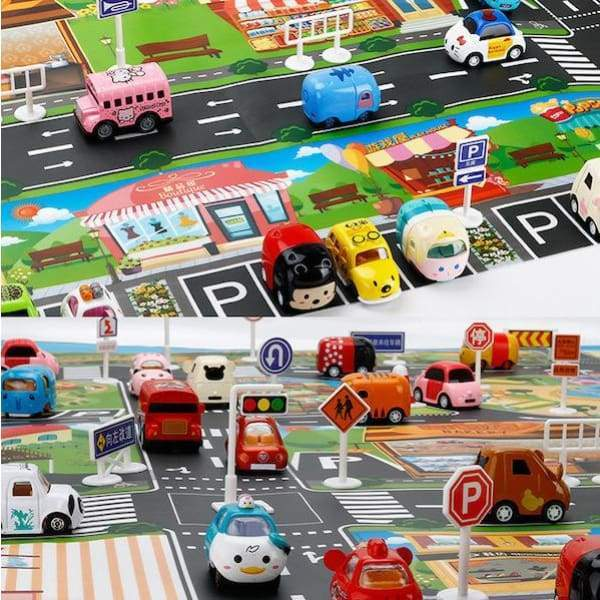 Blu's Baby Boutique City PlayMat Children Store Toddler Newborn Child Infant Baby Kids Online Store