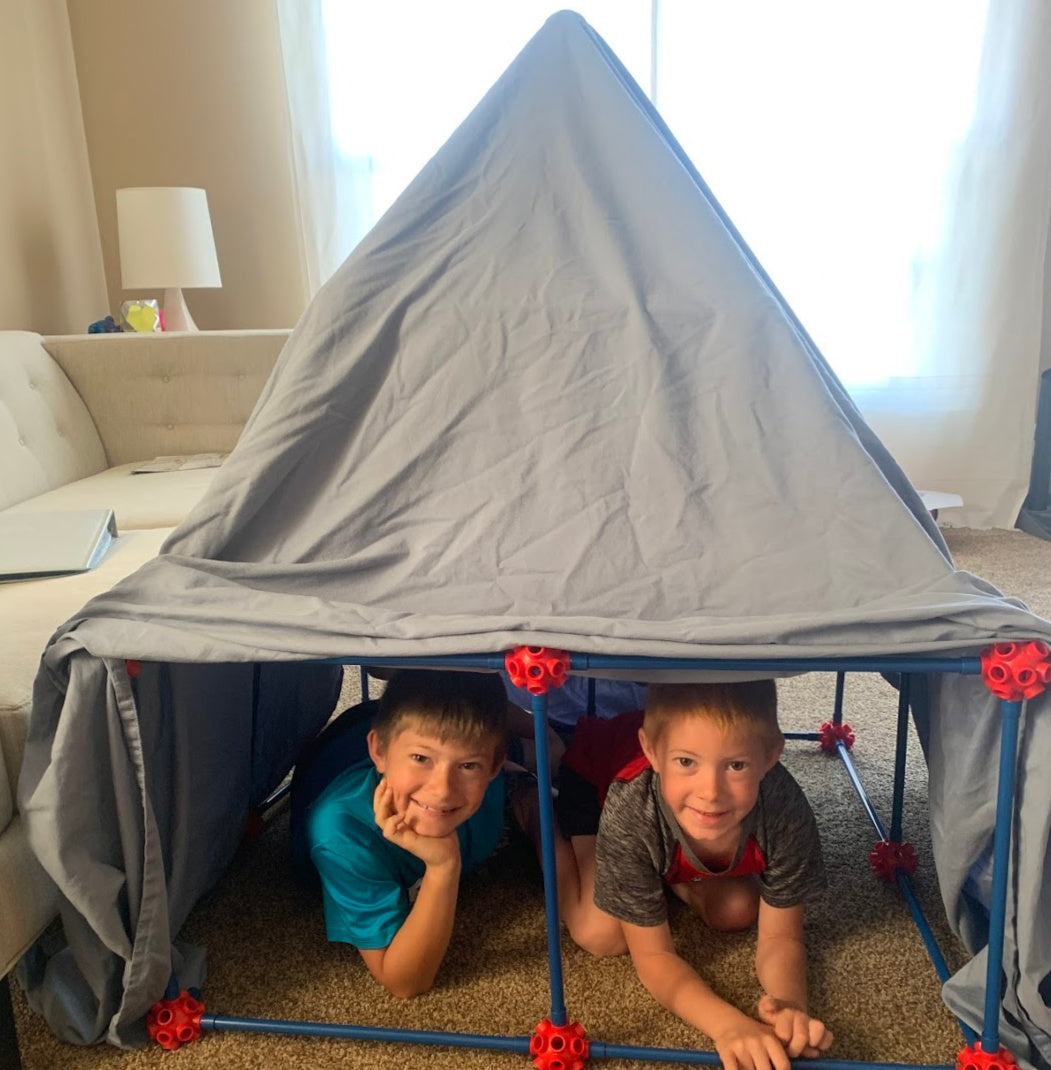 Kids Fortress building kit