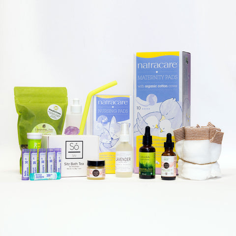 Postpartum Remedy Kit