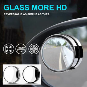Blind Spot Removal Mirror-LIMITED STOCK! - Brilliant Age Products