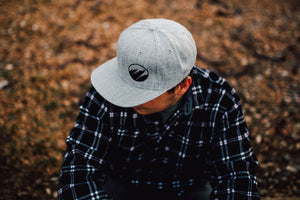 Logo Flat Bill Hat