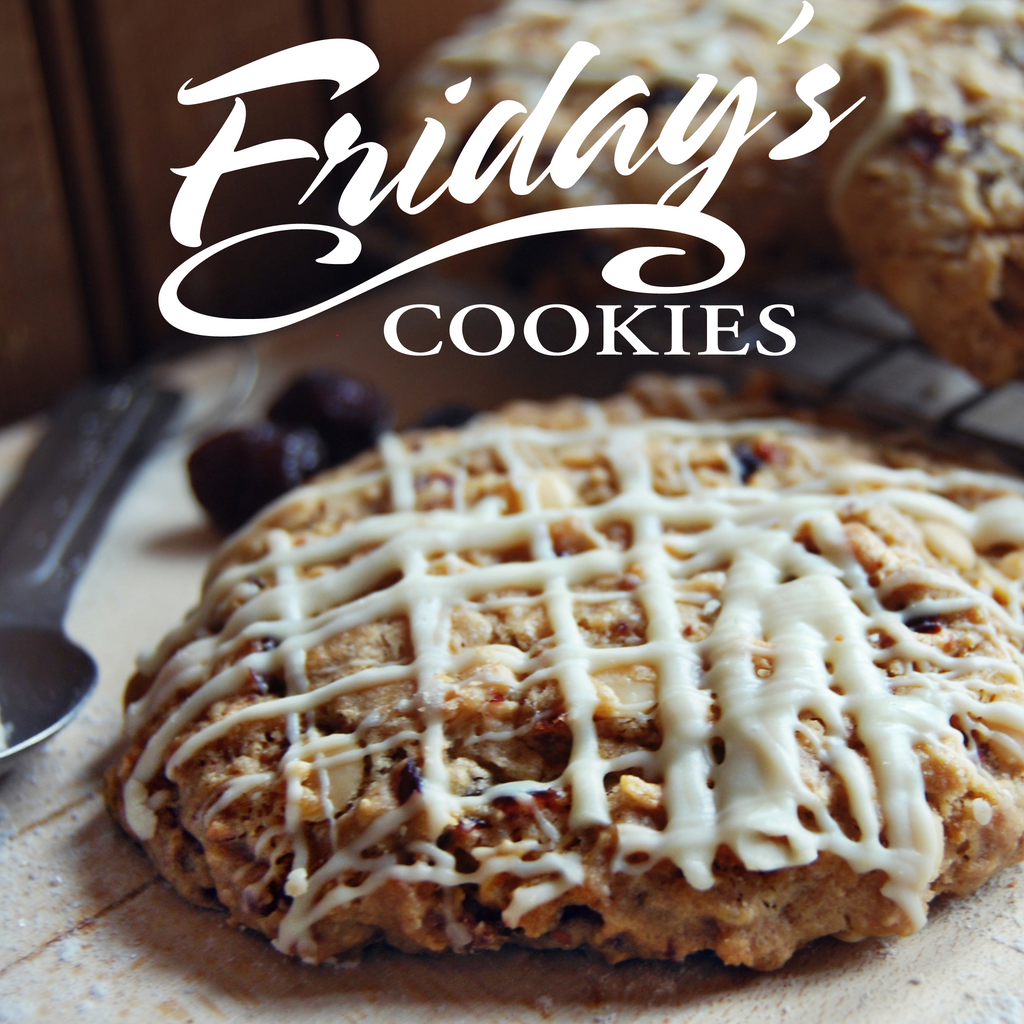 Friday's Cookies
